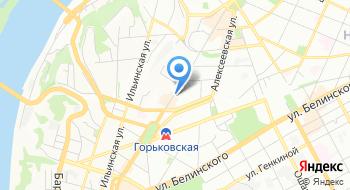 Областная стоматологическая поликлиника Нижегородский филиал №2 на карте