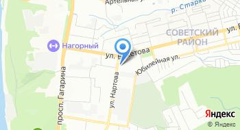 Марьин Камень на карте