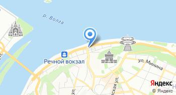 Агентство деловых путешествий-НН на карте