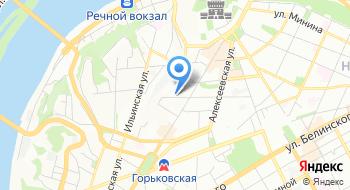 Детская городская поликлиника №22 на карте