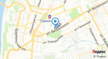 ГК Лад на карте