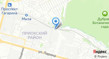 Приокский Механический Завод на карте