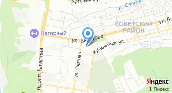 КМВ-Аква на карте