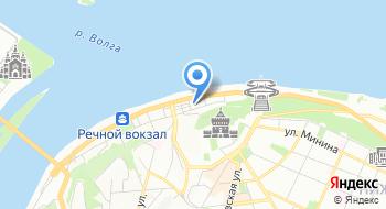 Волго-Вятский Центр Испытаний на карте