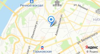 Пивной ресторан ABC на карте