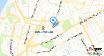 Управление Генеральной прокуратуры РФ в ПФО на карте