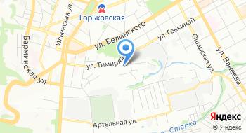 Нижегородский культурно-музыкальный центр на карте