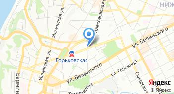 КПК Кредитный Клуб Дело и Деньги на карте
