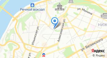 СК Профи на карте