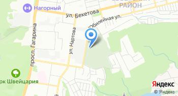Кладбище Марьина Роща на карте