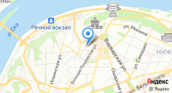 Отель Никола Хаус на карте