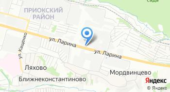 Завод Труд на карте