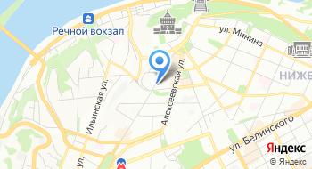 Нижегородский Экзотариум на карте