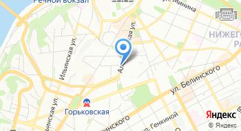 Школа йоги Андрея Лобанова Йога Лам на карте