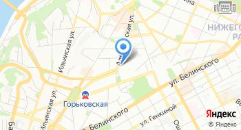Салон Художник на карте