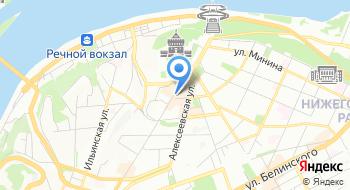 Арт-галерея Кладовка на карте