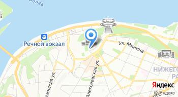 Российский Сельскохозяйственный центр на карте