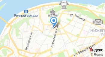 Кафе-ресторан LeMur на карте