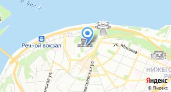 Губернское кафе на карте