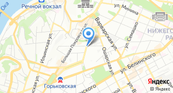 Аякс Групп на карте