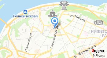 Студия актерского мастерства в Доме актёра имени Вихрова В.В. на карте