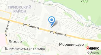 ГУ Нижегородский инновационный бизнес-инкубатор на карте