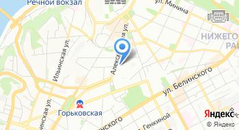 Sutki-52 на карте