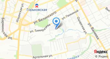 Специализированное монтажно-эксплуатационное учреждение Главного управления внутренних дел Нижегородской области на карте