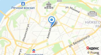Трубочист-НН на карте