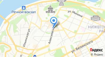 Художественная галерея Арт Пассаж на карте