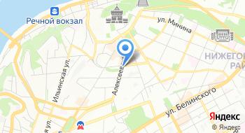 Архимед региональный офис на карте