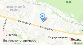 Компания Волга-видео на карте