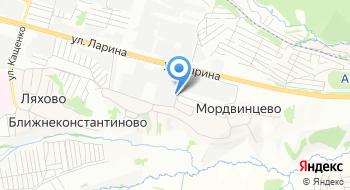 КомТранс-НН на карте