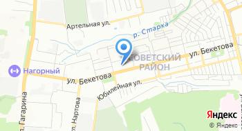 Ювелирная мастерская Афина на карте