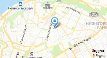 Студия перанентного макияжа (татуажа) Ольги Прохоровой на карте