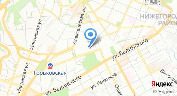 Газрегион-НН на карте