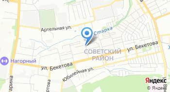 Петергоф на карте