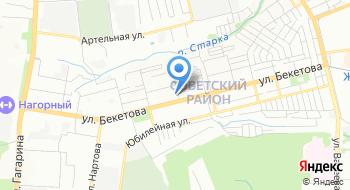 Нотариус Молодцов А.В. на карте