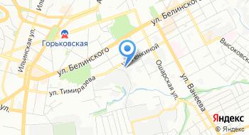 ГБУЗ Носсмп НН Нижегородская подстанция скорой помощи на карте