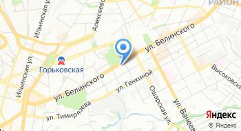 Независимый Исследовательский Центр Автоэкспертиз на карте