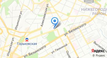 Банк Развитие на карте