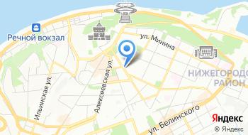 Minin and Pozharsky Taproom на карте