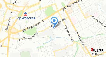 Бипро на карте