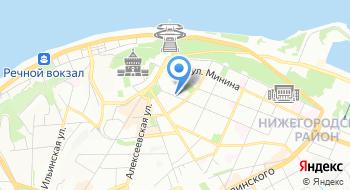 Нижегородский Русский народный оркестр на карте