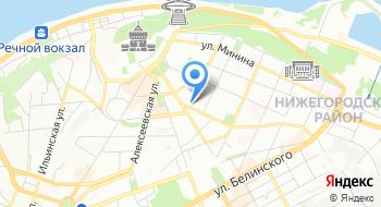 Центр независимых строительных экспертиз Приволжский Федеральный округ на карте