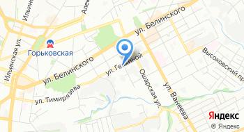 Нижегородское областное общество охотников и рыболовов на карте