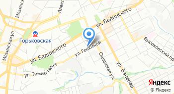 Компания Автокард на карте