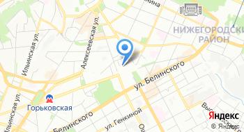 Академия безопасности Беркут на карте