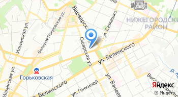 Ассоциация охранных и юридических компаний Беркут на карте