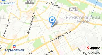 Областная стоматологическая поликлиника Филиал №1 на карте